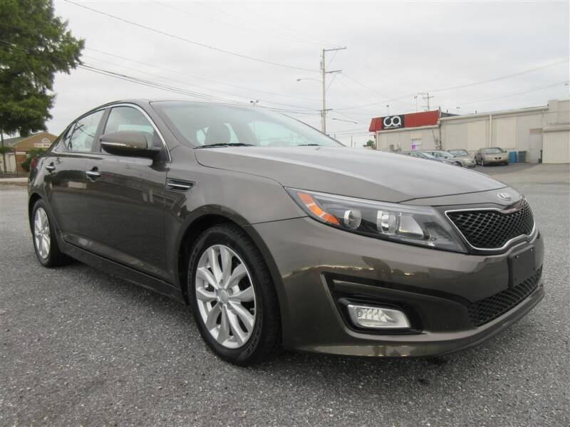 2014 Kia Optima for sale at Cam Automotive LLC in Lancaster PA