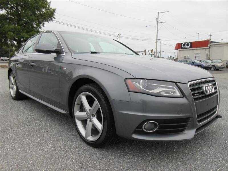 2012 Audi A4 for sale at Cam Automotive LLC in Lancaster PA