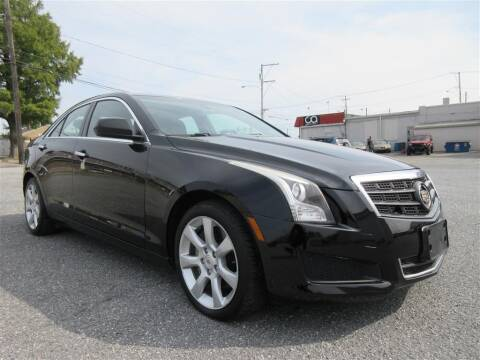 2013 Cadillac ATS for sale at Cam Automotive LLC in Lancaster PA