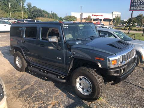 2006 HUMMER H2 for sale in Sumter, SC