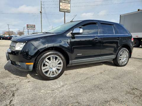 2008 Lincoln MKX for sale at Ron's Used Cars in Sumter SC