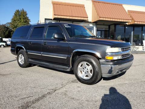 2004 Chevrolet Suburban 1500 LS for sale at Ron's Used Cars in Sumter SC