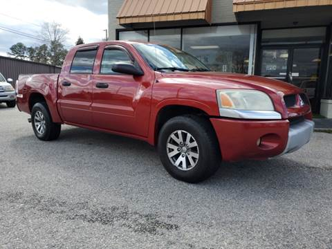 2008 Mitsubishi Raider LS for sale at Ron's Used Cars in Sumter SC