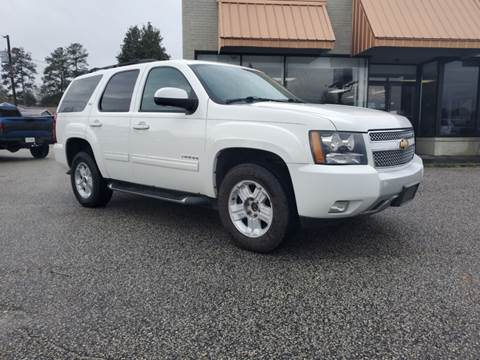 2011 Chevrolet Tahoe LT for sale at Ron's Used Cars in Sumter SC