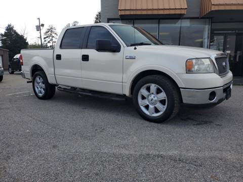 2007 Ford F-150 Lariat for sale at Ron's Used Cars in Sumter SC