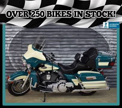 2009 Harley-Davidson Ultra Classic Electra Glide for sale in Mesa, AZ