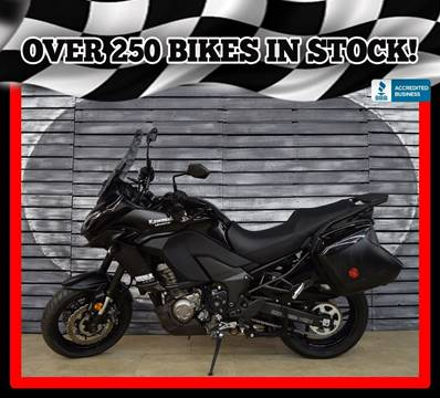 kawasaki versys for sale tennessee - carsforsale