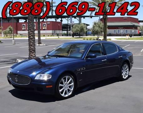 2007 Maserati Quattroporte for sale in Mesa, AZ