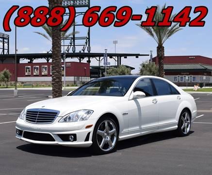 2008 Mercedes-Benz S-Class for sale in Mesa, AZ