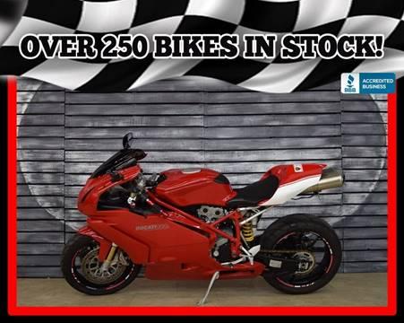 2005 Ducati 999S Monoposto