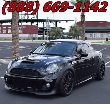 2012 MINI Cooper Coupe for sale in Mesa, AZ