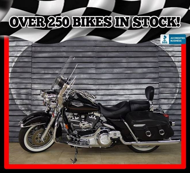 2001 Harley Davidson Road King Classic Mesa Az Azautorv Pictures