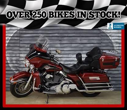 2006 Harley-Davidson Ultra Classic Electra Glide for sale in Mesa, AZ