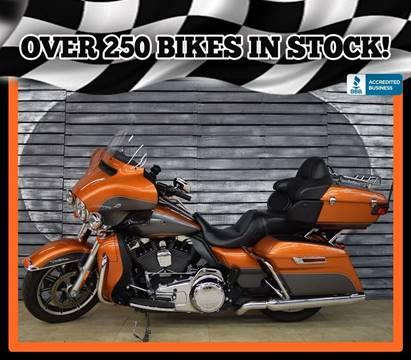 2016 Harley-Davidson Electra Glide