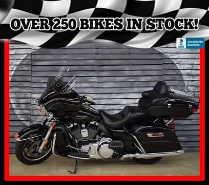 2015 Harley-Davidson Electra Glide for sale in Mesa, AZ