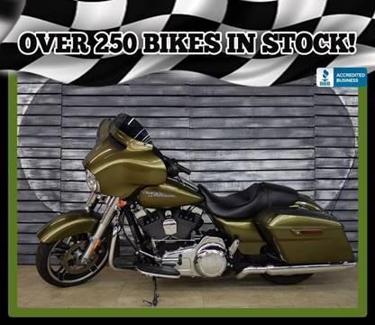 2016 Harley-Davidson Street Glide for sale in Mesa, AZ