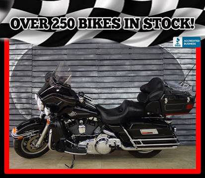 2008 Harley-Davidson Electra Glide for sale in Mesa, AZ