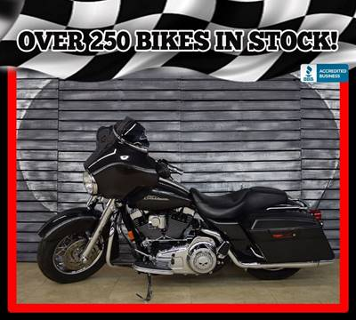 2007 Harley-Davidson Street Glide for sale in Mesa, AZ
