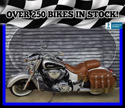 2016 Indian Chief Vintage for sale in Mesa, AZ