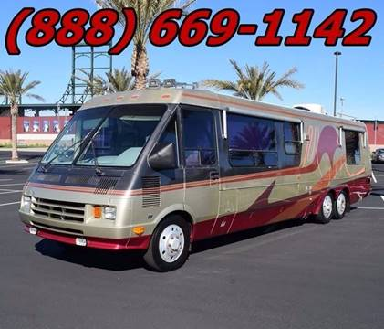 1989 Winnebago Spectrum 2/LE Special Edition