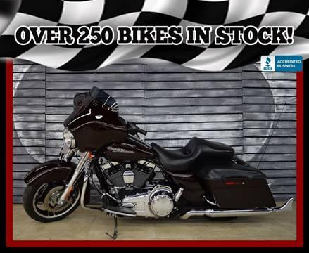 2011 Harley-Davidson Street Glide for sale in Mesa, AZ