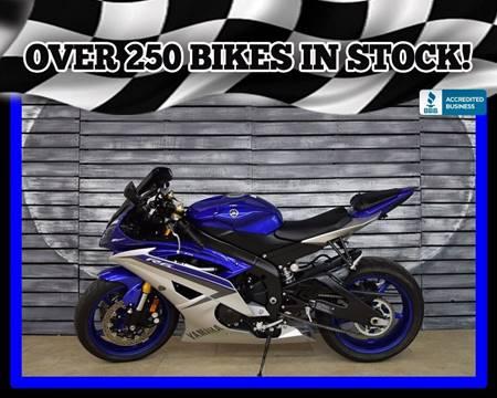 2015 Yamaha YZF-R6 for sale in Mesa, AZ