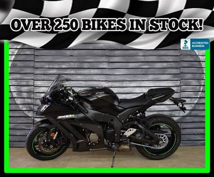 2015 Kawasaki Ninja ZX-10R for sale in Mesa, AZ
