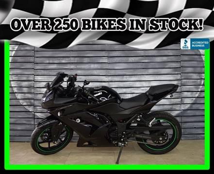 2008 Kawasaki Ninja 250R for sale in Mesa, AZ