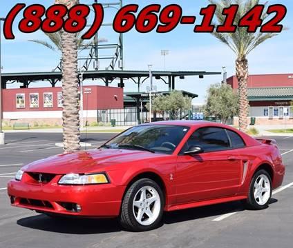 2001 Ford Mustang SVT Cobra for sale in Mesa, AZ