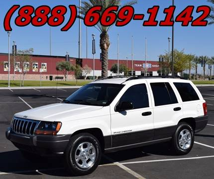 2001 Jeep Grand Cherokee for sale in Mesa, AZ