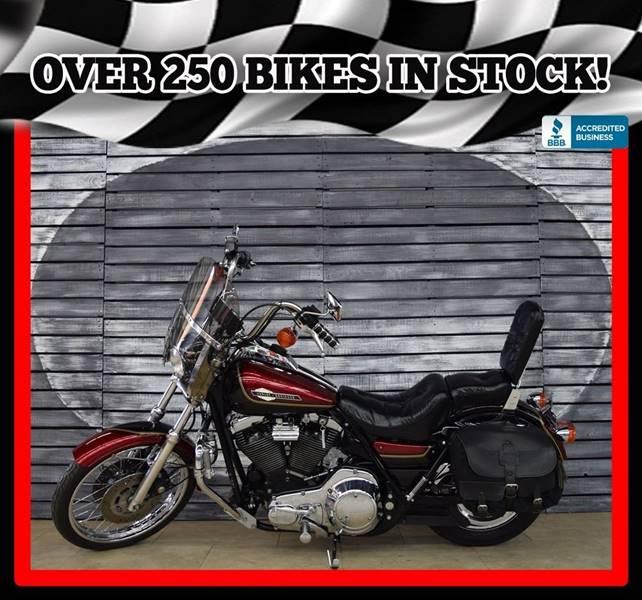 1992 Harley-Davidson Low Rider Custom