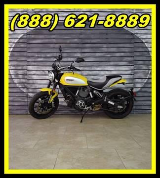 2016 Ducati Scrambler for sale in Mesa, AZ