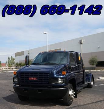 2003 GMC C4500 for sale in Mesa, AZ