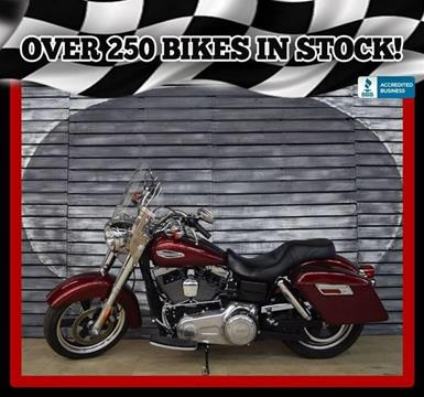 2016 Harley-Davidson Dyna for sale in Mesa, AZ