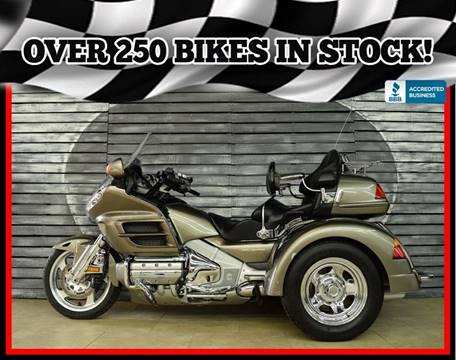 2004 Honda Goldwing for sale in Mesa, AZ