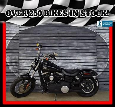 2015 Harley-Davidson Dyna for sale in Mesa, AZ