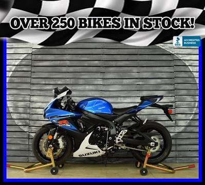 2014 Suzuki GSX-R600 for sale in Mesa, AZ