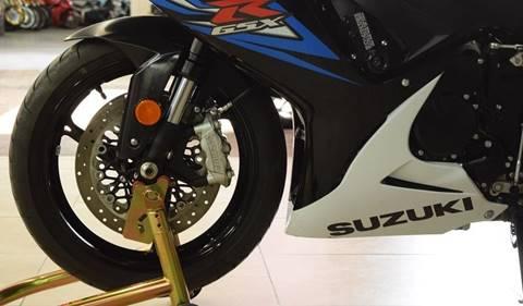 2014 Suzuki GSX-R600