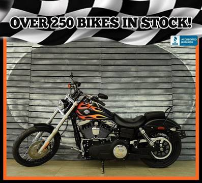 2016 Harley-Davidson Dyna for sale in Mesa, AZ