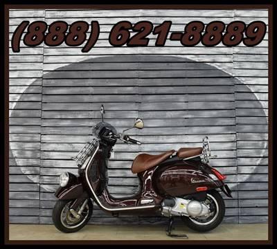 2012 Vespa GTS 300 for sale in Mesa, AZ