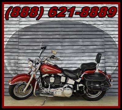 1997 Harley-Davidson Heritage Softail for sale in Mesa, AZ