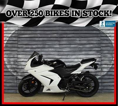 2009 Kawasaki Ninja 250R for sale in Mesa, AZ