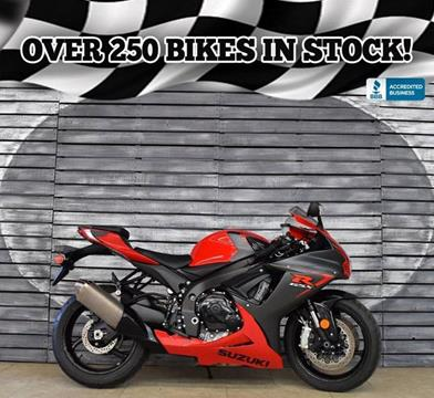 2016 Suzuki GSX-R600 for sale in Mesa, AZ