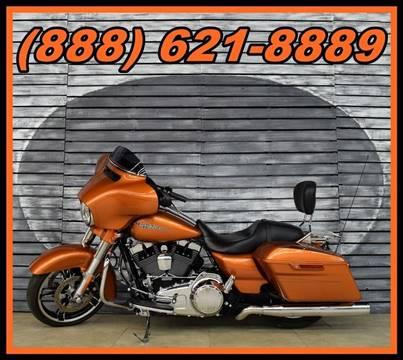 2014 Harley-Davidson Street Glide for sale in Mesa, AZ