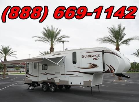 2014 Heartland Sundance XLT M-277RL for sale in Mesa, AZ