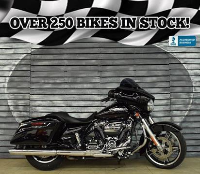Harley Davidson Boise >> 2017 Harley Davidson Street Glide For Sale In Mesa Az