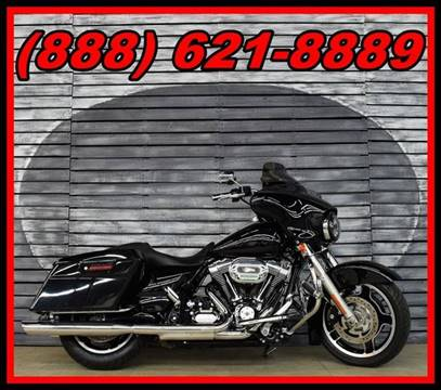 2013 Harley-Davidson Street Glide for sale in Mesa, AZ