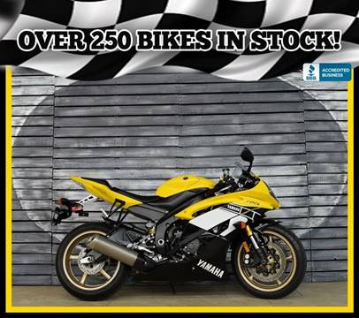 2016 Yamaha YZF-R6 for sale in Mesa, AZ