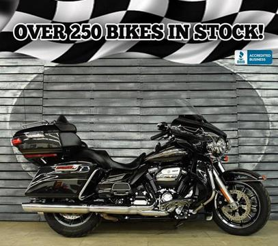 2017 Harley-Davidson Electra Glide for sale in Mesa, AZ