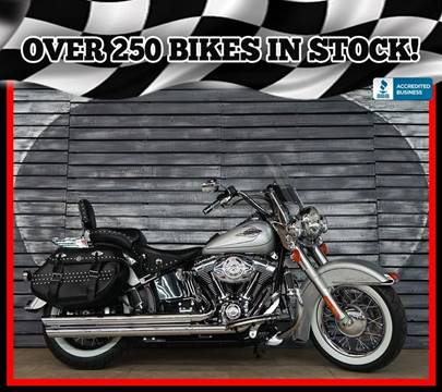 2010 Harley-Davidson Heritage Softail Classic for sale in Mesa, AZ
